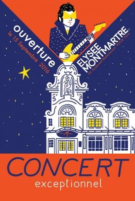 C'EST LA RENTREE ! / Grosse actualité chez les salles de concerts parisiennes : Elysée Montmartre, Bataclan, Salle Pleyel, le Flow, etc.