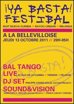 Ya Basta FestiBal : une soirée pour fêter les 10 ans du label