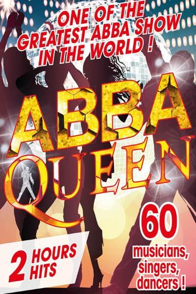 concert Abba + Queen  : A Rock Symphony Tribute Concert