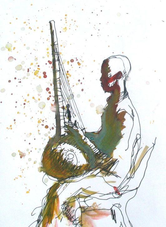 concert Ablaye Cissoko