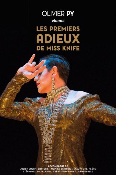 LES PREMIERS ADIEUX DE MISS KNIFE