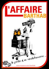 concert L'affaire Barthab