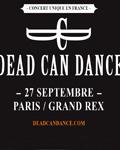 Dead Can Dance toujours vivant ! Nouvel album et concert.