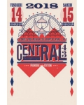 ✖︎ CENTRAL 43 ✖︎ FULL LINE UP ✖︎ Lille 14-15 Déc 18 Lille