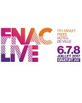 FESTIVAL FNAC LIVE 2017, LES PREMIERS NOMS DE LA PROGRAMMATION