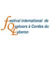 FESTIVAL INTERNATIONAL DE QUATUORS A CORDES DU LUBERON