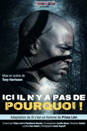 ICI IL N'Y A PAS DE POURQUOI ! avec Tony Harrisson