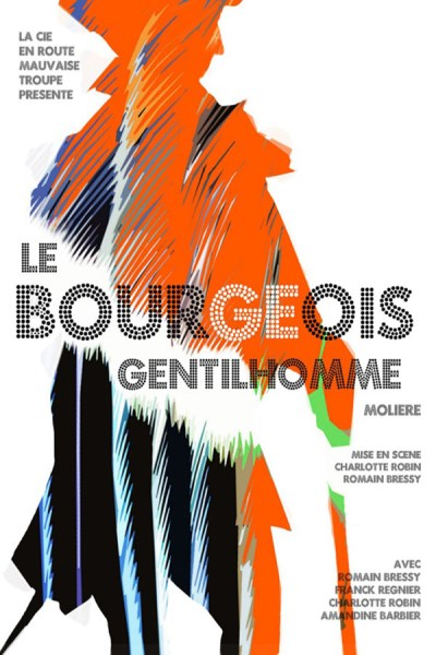 LE BOURGEOIS GENTILHOMME (CHARLOTTE ROBIN)