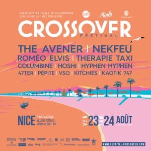 La nouvelle édition du festival Crossover arrive à grand pas !