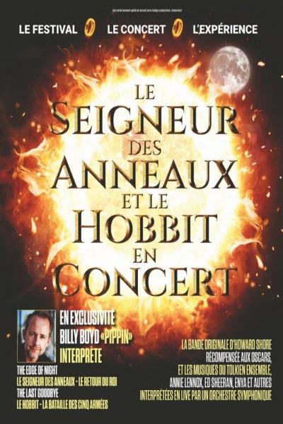 concert Le Seigneur Des Anneaux Et Le Hobbit En Concert