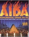concert Aida Monumental Opera En Feu