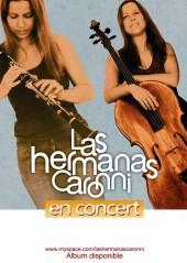 concert Las Hermanas Caronni