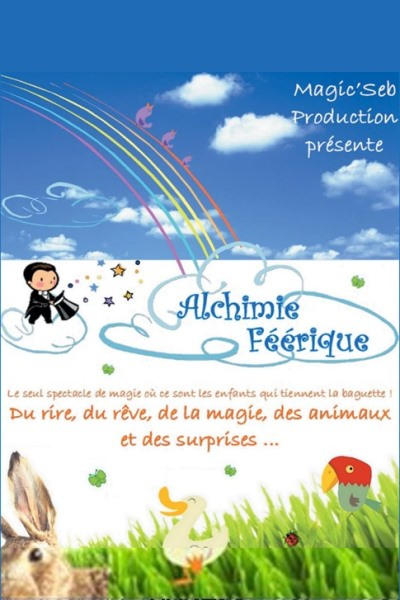 ALCHIMIE FEERIQUE