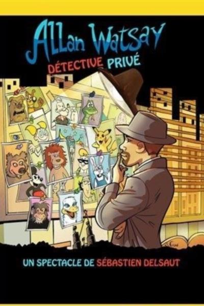 ALLAN WATSAY, DETECTIVE PRIVE