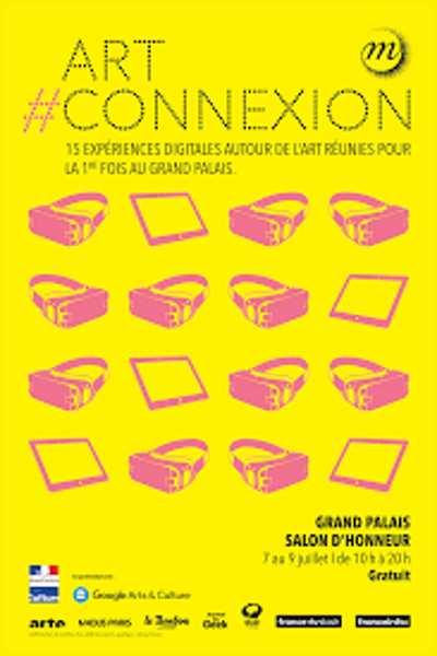 AGENDA / Venez vivre l'expérience de la réalité virtuelle au Grand Palais