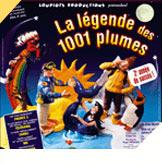 concert La Legende Des 1001 Plumes