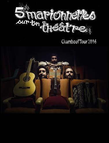 concert 5 Marionnettes Sur Ton Theatre