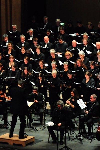 concert Choeur Regional D'auvergne