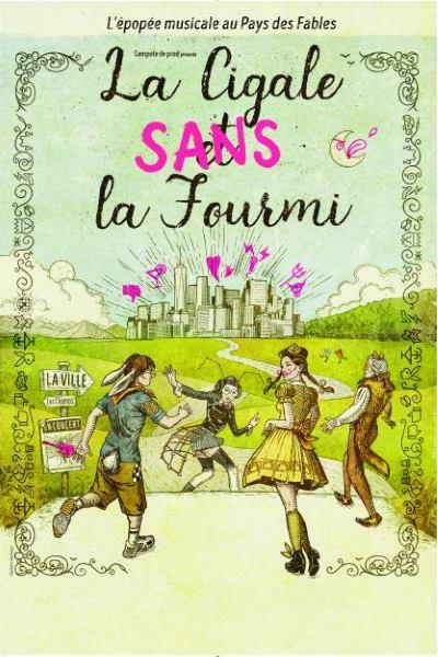 concert La Cigale Sans La Fourmi