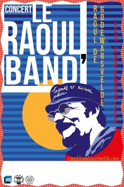 concert Le Raoul Band