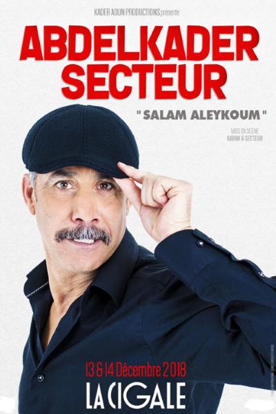 concert Abdelkader Secteur
