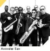 concert Accoules Sax