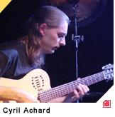 concert Cyril Achard / Taboo Voodoo