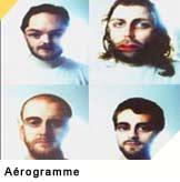 concert Aereogramme