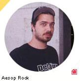 concert Aesop Rock