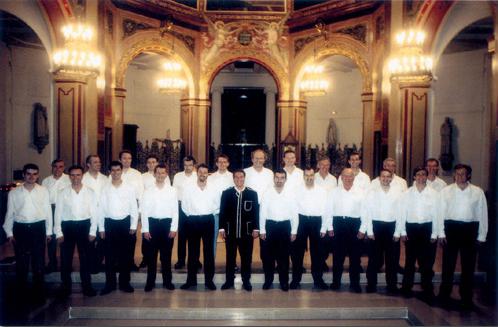 concert Anaiki - Choeur D'hommes Basque