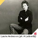 concert Laurie Anderson