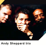 concert Andy Sheppard