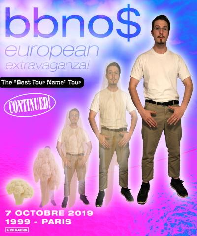 concert Bbno$