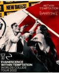 RESERVEZ / Les néerlandais de Within Temptation au Zénith de Paris le 16 Novembre 2018 !