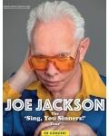 Quarante ans après son premier album, Joe Jackson donnera trois concerts en France