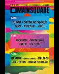 Main Square Festival : les pass journée sont en vente !