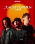 L'Or du Commun sort un nouve album qui sera présenté en concert à Paris en avril 2022