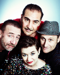 TOURNEE / Paris Combo : le combo swing en concert en France !