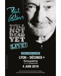 Phil Collins en concert : son 'Not Dead Yet Tour' fait étape ce soir à Lyon au Groupama Stadium