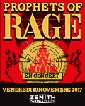 LIVE REPORT / Concert de Prophets of Rage à Paris : on y était !