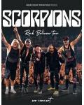 Scorpions en ouverture du festival des Vieilles Charrues
