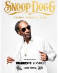 Snoop Dogg en concert à Paris : ouverture des réservations