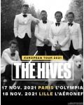 Les frénétiques The Hives en concert à l'Olympia le 17 novembre 2021 !