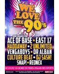 concert We Love The 90s