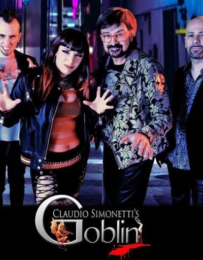 concert Goblin - Claudio Simonetti's
