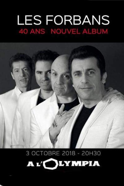 concert Les Forbans