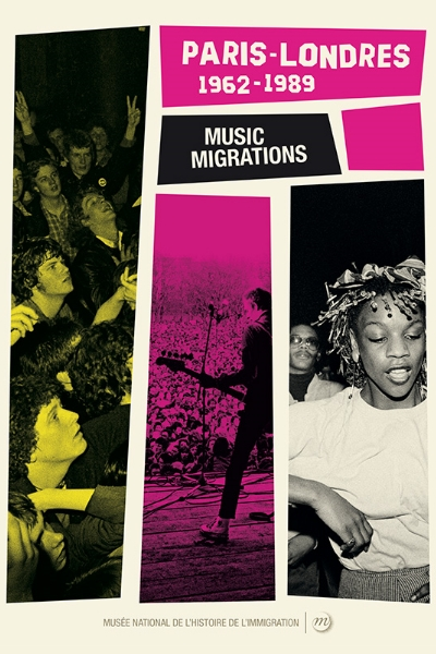 PARIS-LONDRES MUSIC MIGRATIONS (1962-1989)