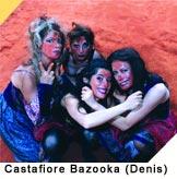 concert Castafiore Bazooka