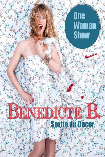 BENEDICTE B SORTIE DU DECOR