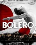 spectacle Bolero - Hommage A Maurice Ravel  de Bolero (ballet Et Orchestre De L'opera National De Russie)